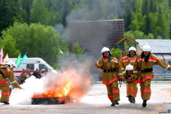 закупка новейших противопожарных систем