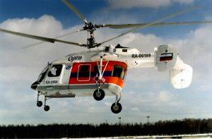 Новые вертолеты для пожаротушения
