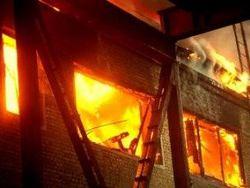 Требования пожарной безопасности нарушены