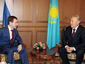 Взаимодействие России и Казахстана