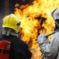 Противопожарные учения в больницах Подмосковья
