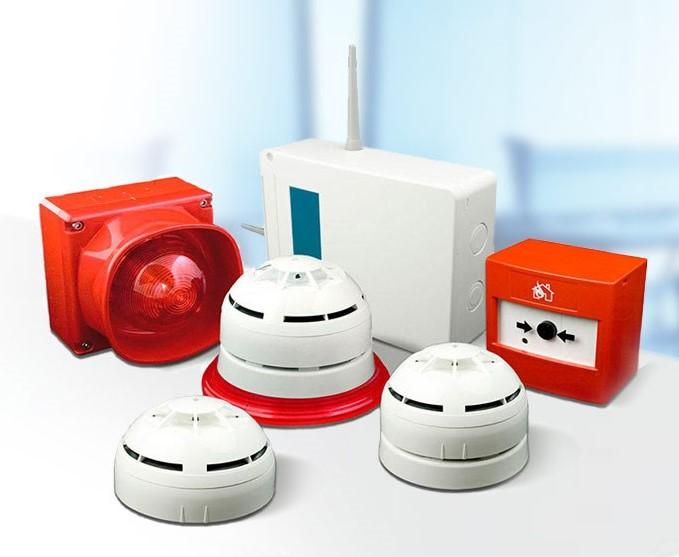 Ремонт охранно-пожарной сигнализации