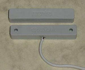 Извещатель охранный магнитоконтактный адресный С2000-СМК