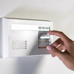 оборудование системы охранной сигнализации