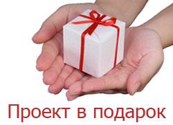 проект в подарок