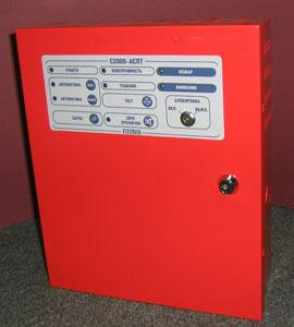 Прибор приемно-контрольный C2000-АСПТ