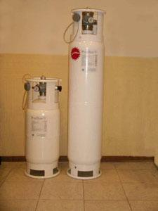 Модуль пожаротушения газовый МПГ – СМО