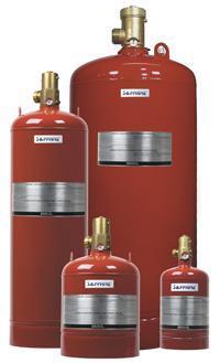 Модули газового пожаротушения МПА-NVC1230