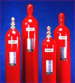Модули газового пожаротушения МПИ 205-82-12