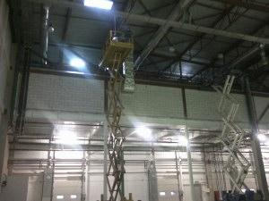 монтаж охранно-пожарной сигнализации