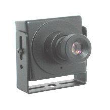 Цветная видеокамера в миниатюрном корпусе PVC-0125CB