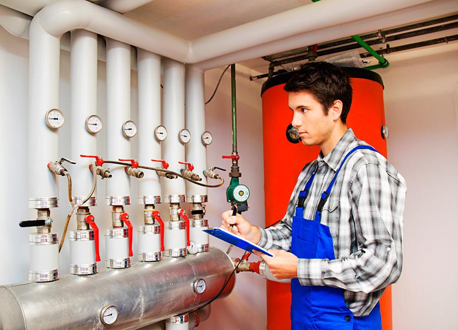 Техническое обслуживание систем холодного водоснабжения, отопления