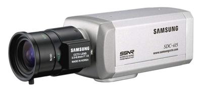 Цветная видеокамера SAMSUNG SDC-415PH