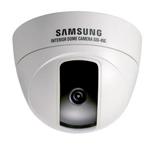 Цветная купольная видеокамера SAMSUNG SID-45CP