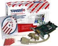 Система цифрового видеонаблюдения TRASSIR DV-F-28