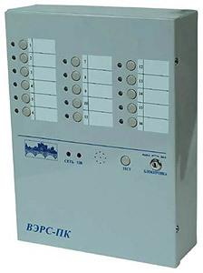 Прибор приемно-контрольный ВЭРС-ПК-16