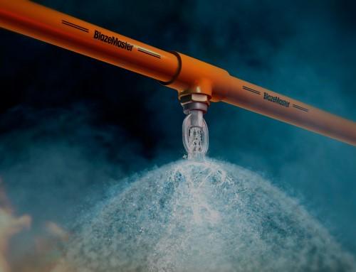 Водяные установки пожаротушения